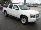 2011 Summit White Chevrolet Suburban LT 4x4 #49565786