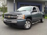 2009 Chevrolet Silverado 1500 Blue Granite Metallic