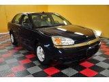 2005 Dark Blue Metallic Chevrolet Malibu LS V6 Sedan #49566155