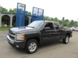 2011 Taupe Gray Metallic Chevrolet Silverado 1500 LT Extended Cab 4x4 #49565813