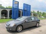 2008 Dark Gray Metallic Chevrolet Malibu LTZ Sedan #49565829