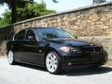 2008 Black Sapphire Metallic BMW 3 Series 335i Sedan #49565840