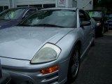 2003 Sterling Silver Metallic Mitsubishi Eclipse GTS Coupe #49566185