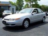 2001 Bright Silver Saturn L Series L200 Sedan #49566196