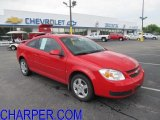 2007 Victory Red Chevrolet Cobalt LT Coupe #49566399