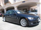 2009 Monaco Blue Metallic BMW 3 Series 328i Convertible #49565857