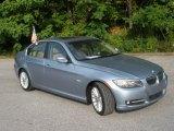 2009 Blue Water Metallic BMW 3 Series 335i Sedan #49566403