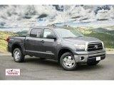 2011 Magnetic Gray Metallic Toyota Tundra TRD CrewMax 4x4 #49565670