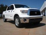 2008 Super White Toyota Tundra SR5 CrewMax 4x4 #49566216