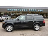 2010 Tuxedo Black Ford Expedition Limited 4x4 #49566078