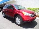 2011 Tango Red Pearl Honda CR-V EX #49565724