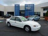 2003 Olympic White Chevrolet Cavalier Sedan #49629761