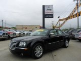 2008 Brilliant Black Crystal Pearl Chrysler 300 C HEMI #49629774
