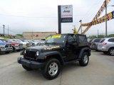 2010 Black Jeep Wrangler Sport Islander Edition 4x4 #49629775