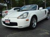 2002 Toyota MR2 Spyder Roadster
