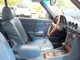1979 Mercedes-Benz SL Class Interiors