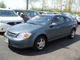 2007 Blue Granite Metallic Chevrolet Cobalt LT Coupe #49629907