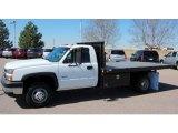 2007 Chevrolet Silverado 3500HD Regular Cab Chassis Dump Truck Data, Info and Specs