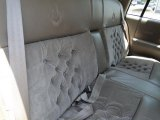 1990 Cadillac Seville Interiors
