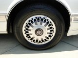Cadillac Seville 1990 Wheels and Tires
