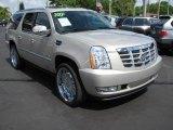 2007 Gold Mist Cadillac Escalade ESV AWD #49629946