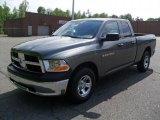 2011 Mineral Gray Metallic Dodge Ram 1500 ST Quad Cab #49650928