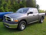 2011 Mineral Gray Metallic Dodge Ram 1500 ST Quad Cab #49650920