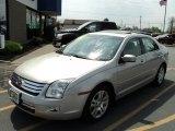 2008 Silver Birch Metallic Ford Fusion SEL V6 #49657368