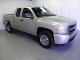 2007 Chevrolet Silverado 1500 Work Truck Extended Cab