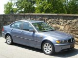 2004 Steel Blue Metallic BMW 3 Series 325xi Sedan #49657073