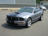 2007 Ford Mustang Tungsten Grey Metallic