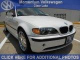 2002 Alpine White BMW 3 Series 325i Sedan #49657392