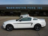 2011 Performance White Ford Mustang V6 Mustang Club of America Edition Coupe #49657189