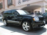 2006 Black Jeep Grand Cherokee SRT8 #49657086