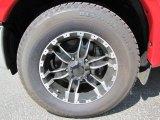 2008 Toyota Tundra SR5 CrewMax 4x4 Custom Wheels