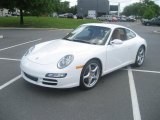 2008 Carrara White Porsche 911 Carrera Coupe #49657312