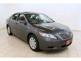 2008 Magnetic Gray Metallic Toyota Camry Hybrid #49657317
