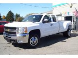 2008 Chevrolet Silverado 3500HD LT Extended Cab 4x4 Dually Data, Info and Specs