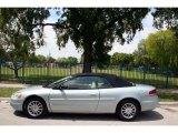 2001 Chrysler Sebring Sterling Blue Satin Glow