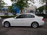 2007 Alpine White BMW 3 Series 335xi Sedan #49657434