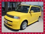 2005 Solar Yellow Scion xB Release Series 2.0 #49657125