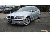 2005 Titanium Silver Metallic BMW 3 Series 330i Sedan #49657129