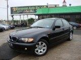 2004 Jet Black BMW 3 Series 325xi Sedan #49657130