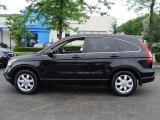 2008 Nighthawk Black Pearl Honda CR-V EX 4WD #49657449