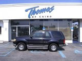 2001 Black Ford Explorer Sport #49657260