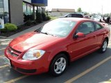 2007 Victory Red Chevrolet Cobalt LT Coupe #49657367