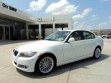 2011 Alpine White BMW 3 Series 335d Sedan #49695232