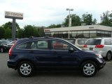 2008 Royal Blue Pearl Honda CR-V LX 4WD #49695080