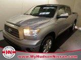 2008 Silver Sky Metallic Toyota Tundra Limited CrewMax 4x4 #49694460