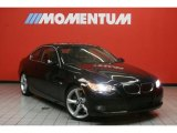 2008 Jet Black BMW 3 Series 335i Coupe #49695248